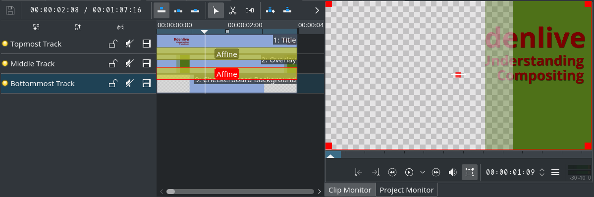 """Atop"" compositing using the ""Affine"" transition"