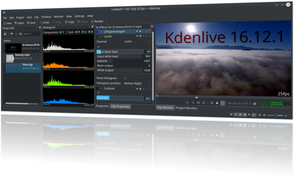 Kdenlive 16 12 1 released with Windows version | Kdenlive