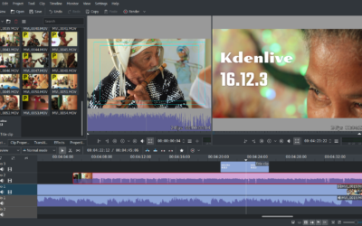 Kdenlive 16.12.3 is out
