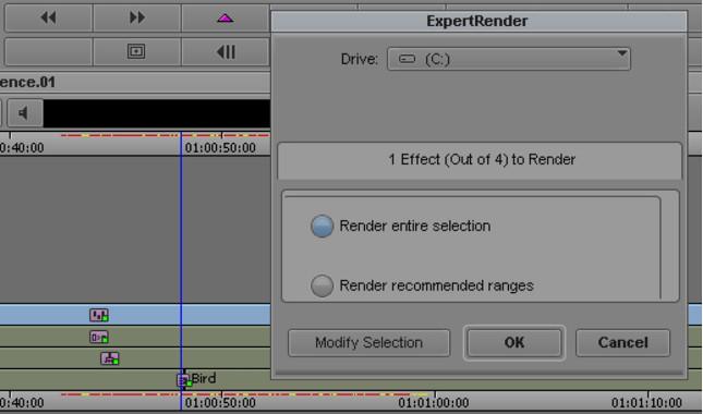 AVID expert render