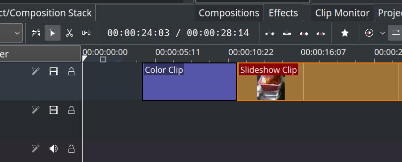 Slideshow Clip